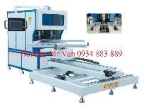 Máy làm sạch góc CNC- 6 dao - 6 trục